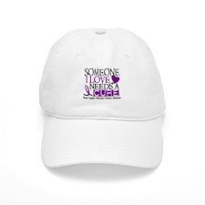Needs A Cure ALZHEIMERS DISEASE Baseball Cap