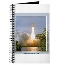 STS 122 Journal