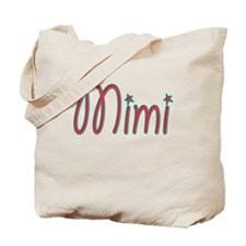 Mimi Rope Letters Tote Bag