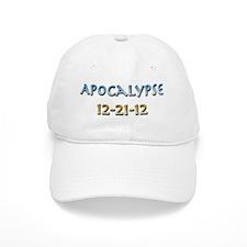 Unique 2012 doomsday Baseball Cap