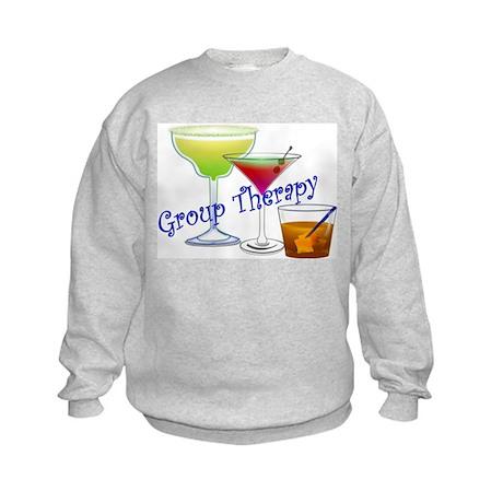 Group Therapy 2 Kids Sweatshirt