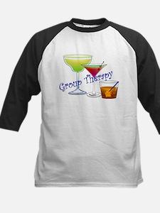 Group Therapy 2 Kids Baseball Jersey