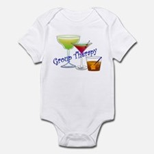 Group Therapy 2 Infant Bodysuit