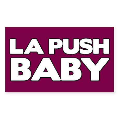 La Push Rectangle Sticker