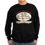 Oyster Eating Champion Sweatshirt (dark)