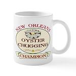 Oyster Eating Champion Mug