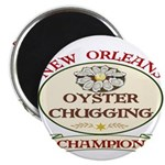 Oyster Eating Champion Magnet