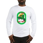 Motor Scooter Long Sleeve T-Shirt