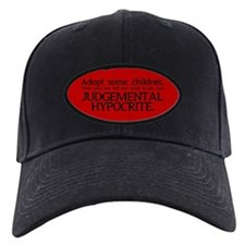 No Hypocrisy Baseball Hat