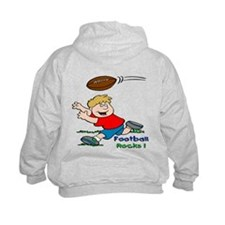 Football Rocks Hoody