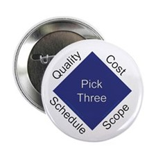 """QCSS 2.25"""" Button (10 pack)"""