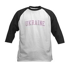 Ukraine Pink Tee