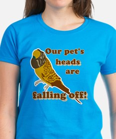 Our pet's heads are falling off! Tee