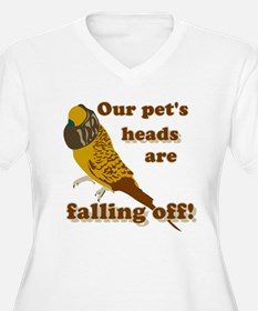 Our pet's heads are falling off! T-Shirt