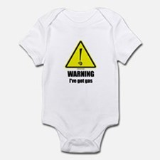 Gassy Baby Infant Bodysuit