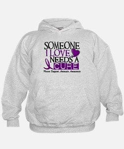 Needs A Cure ANOREXIA Hoodie