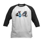44: Obama Inauguration Newspa Kids Baseball Jersey