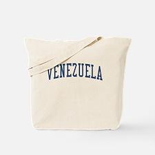 Venezuela Blue Tote Bag