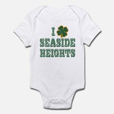 I Shamrock Seaside Heights Infant Bodysuit