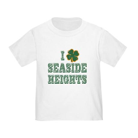 I Shamrock Seaside Heights Toddler T-Shirt