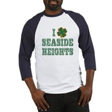 I Shamrock Seaside Heights Baseball Jersey