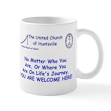 United Church Small Mugs