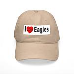 I Love Eagles for Eagle Lover Cap