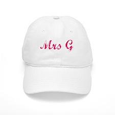 Mrs G Baseball Cap