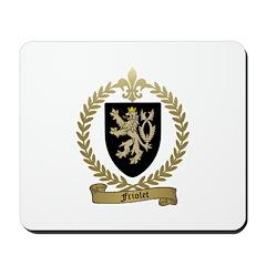 FRIOLET Family Crest Mousepad