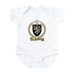 FRIOLET Family Crest Infant Bodysuit