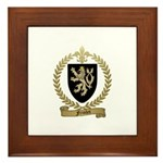 FRIOLET Family Crest Framed Tile