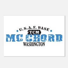McChord Air Force Base Postcards (Package of 8)