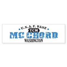 McChord Air Force Base Bumper Sticker