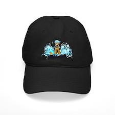 Welsh Terrier Bubble Bath Baseball Hat