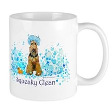Welsh Terrier Bubble Bath Mug