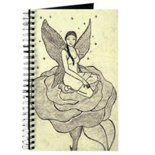 Fairy Rose Cover Journal
