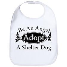 Dog Adoption Bib