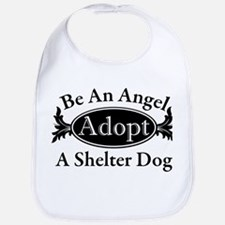 Dog Adoption Bib