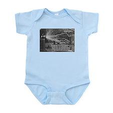 Alternating Current: Tesla Infant Creeper