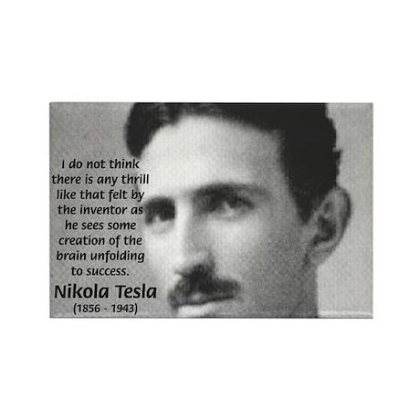 Alternating Current: Tesla Rectangle Magnet