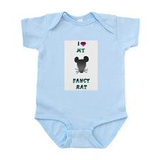 Fancy Rat Infant Creeper