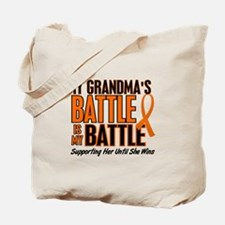 My Battle Too (Grandma) Tote Bag