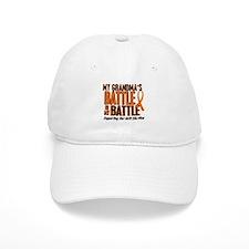 My Battle Too (Grandma) Baseball Cap
