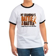 My Battle Too (Grandma) T