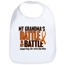 My Battle Too (Grandma) Bib