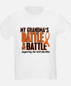 My Battle Too (Grandma) T-Shirt