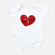 Be Mine? Infant Bodysuit