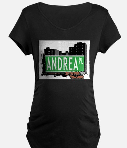 ANDREA PLACE, STATEN ISLAND, NYC T-Shirt