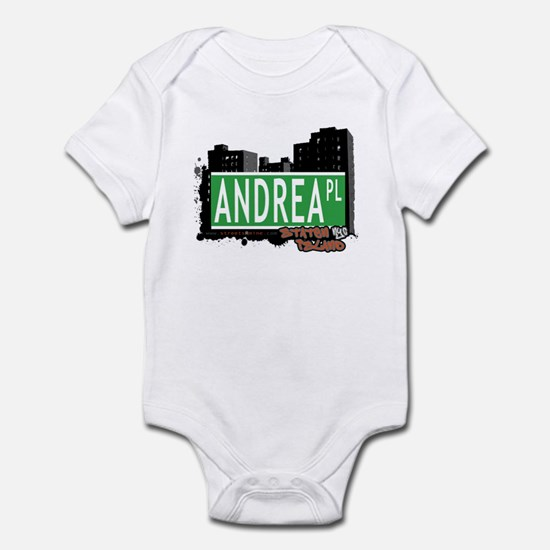 ANDREA PLACE, STATEN ISLAND, NYC Infant Bodysuit