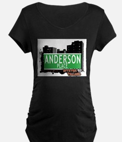 ANDERSON PLACE STATEN ISLAND, NYC T-Shirt